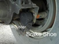 Brakes-Slack-adjuster